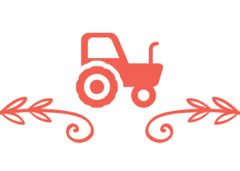Farm Tractor Symbol