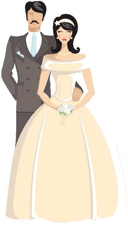 bride groom cartoon hot girls wallpaper