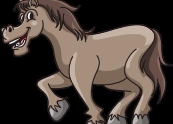 Funny Farm Horse